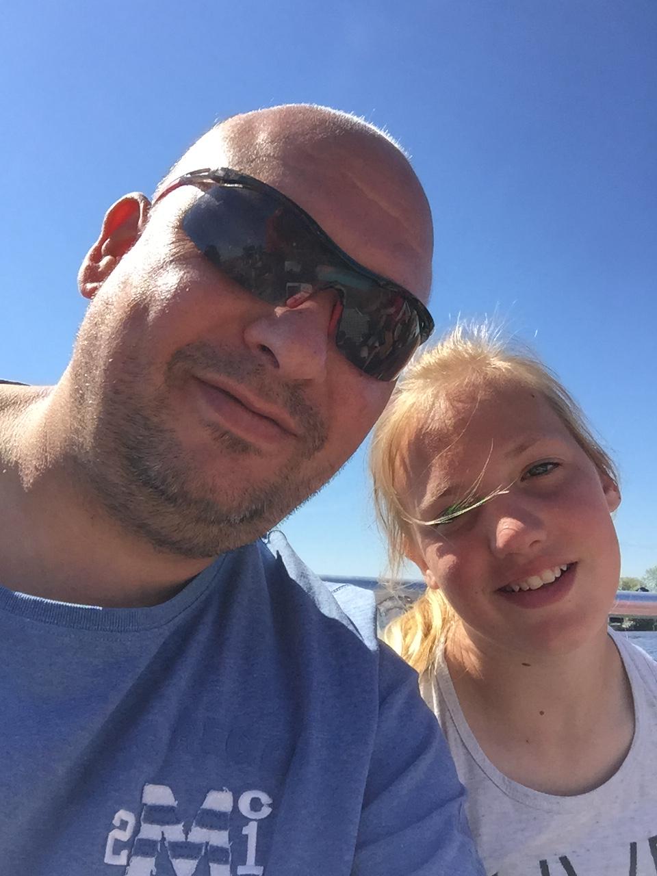Marcel Rosbergenl, webmaster / functioneel beheer LISA, Hockeyvereniging Spijkenisse